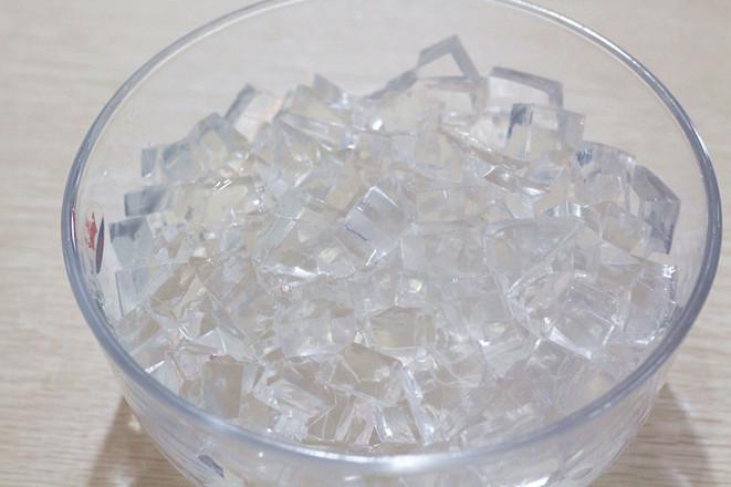 百香果冰粉的做法图解