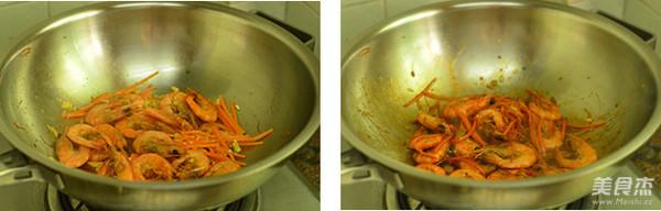 鱼香大虾怎么吃