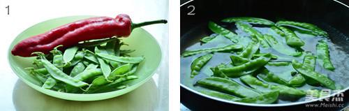 清炒荷兰豆的做法大全