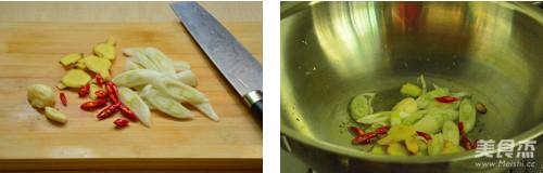 萝卜羊肉煲的做法图解