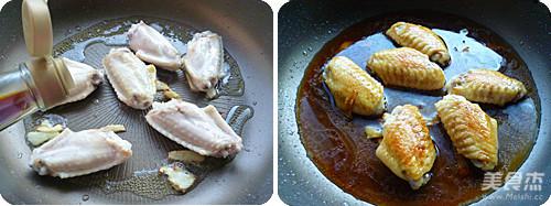 红烧鸡翅的家常做法