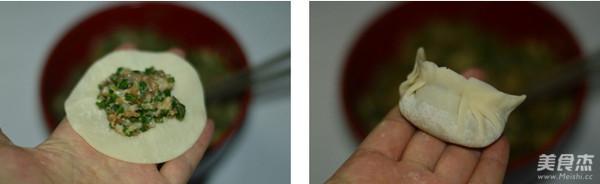 韭菜煎饺的简单做法