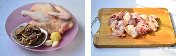 香菇炖鸡的做法大全