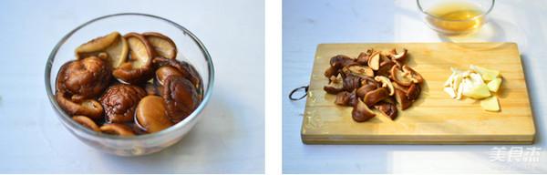 香菇炖鸡的做法图解