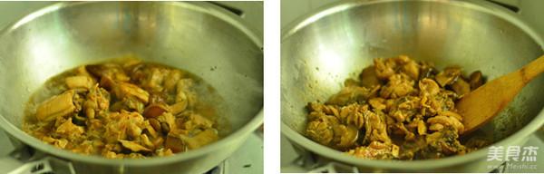 香菇炖鸡怎么做