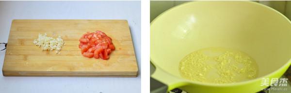 拌杏仁茄子的家常做法