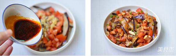 拌杏仁茄子怎么吃