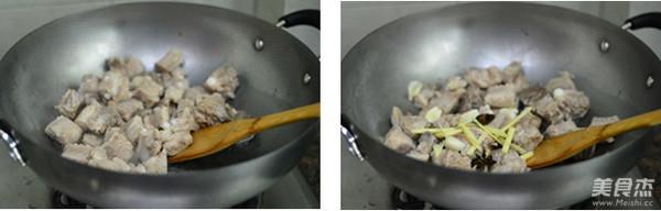 土豆烧排骨的家常做法