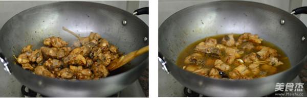 土豆烧排骨的简单做法