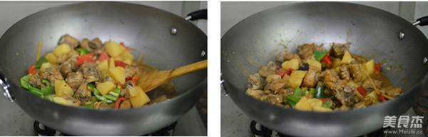 土豆烧排骨怎么做