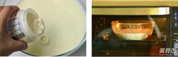 芒果酸奶的家常做法
