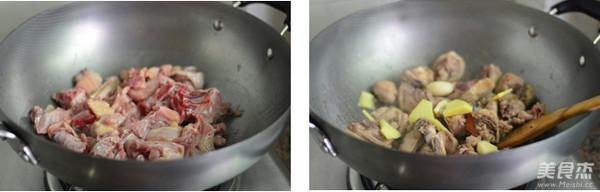 彩椒香菇鸡的简单做法