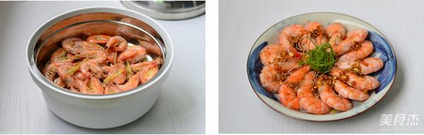 清蒸明虾的简单做法