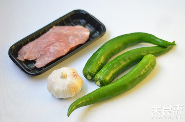 青椒肉丝的做法大全