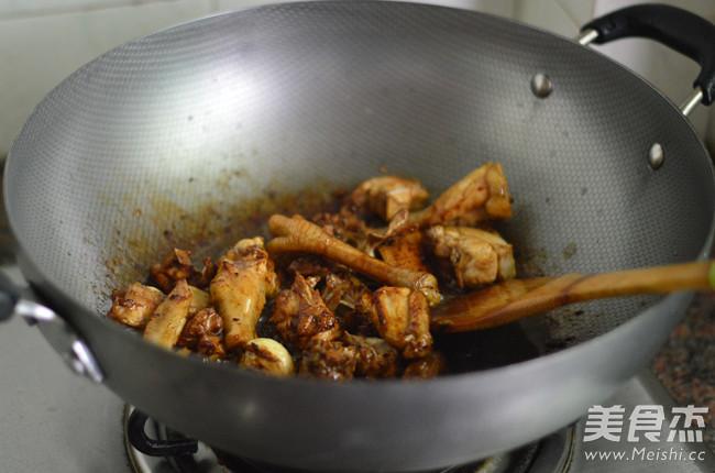 胡萝卜香菇炖鸡怎么做