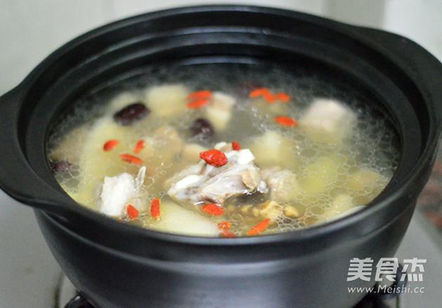 当归羊肉汤的简单做法