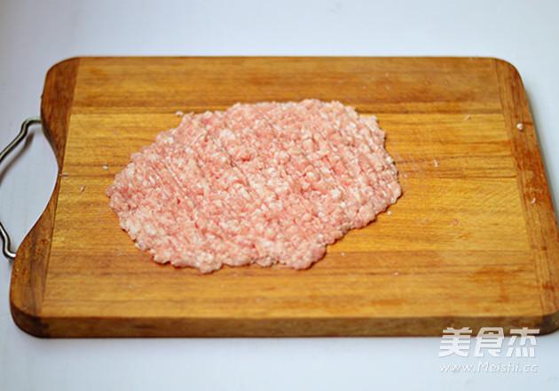 尖椒酿肉的做法图解