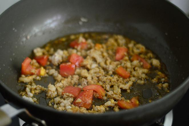 茄汁肉酱面怎么煮