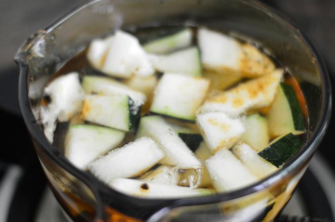 冬瓜生姜茶的步骤
