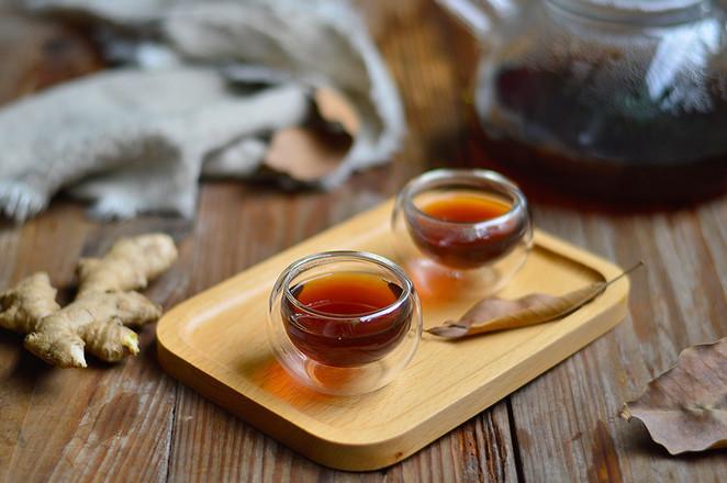 冬瓜生姜茶成品图