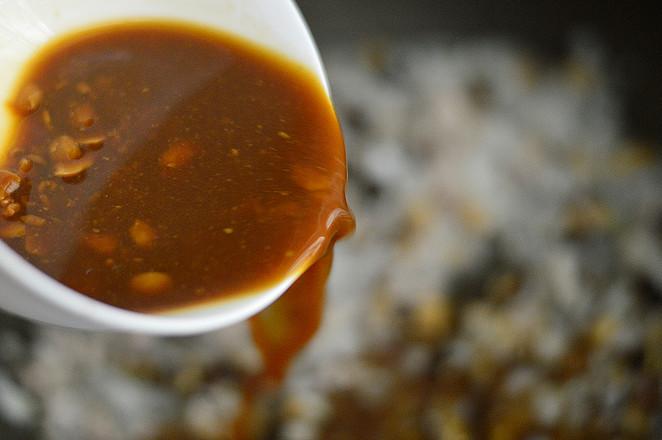 香菇肉酱面怎样煮