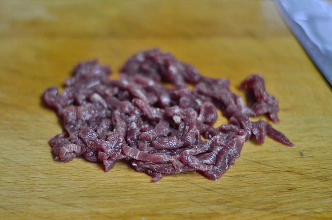 牛肉土豆丝的做法大全