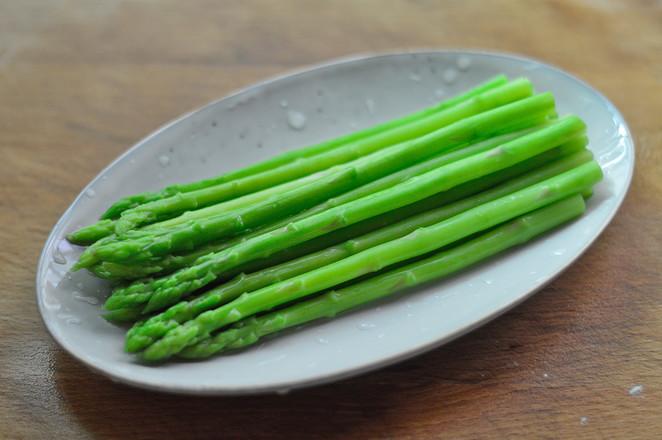 蚝油芦笋的简单做法