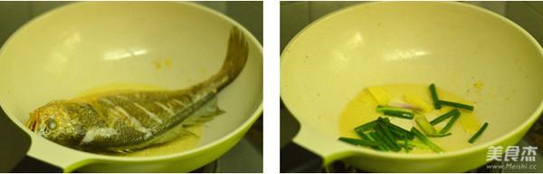 红烧黄鱼的家常做法