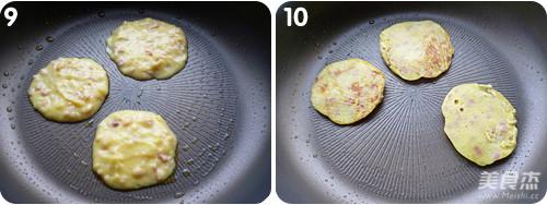 土豆鸡蛋饼怎么吃