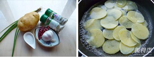 酸辣土豆片的做法大全