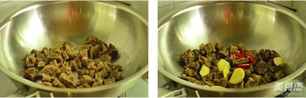 香辣土豆牛肉的简单做法
