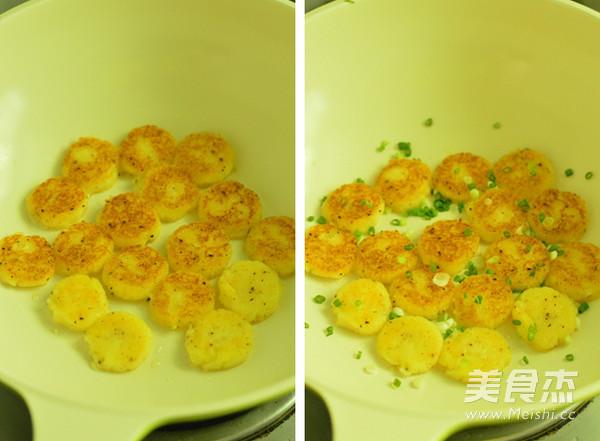 黑胡椒土豆饼怎么做