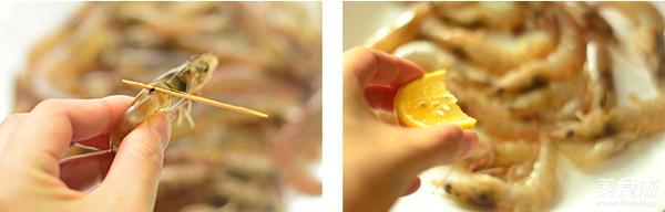 香辣基围虾的做法图解