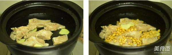 黄豆猪骨汤的做法图解