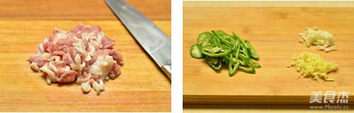 蒜苔小炒肉的做法图解