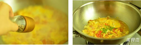 番茄鸡蛋汤的简单做法