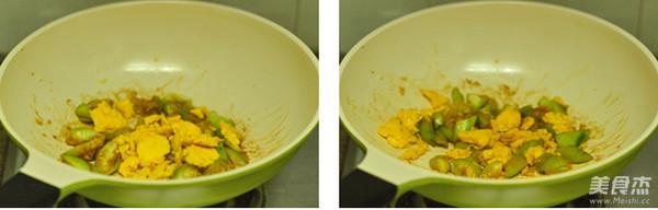 丝瓜炒鸡蛋的简单做法