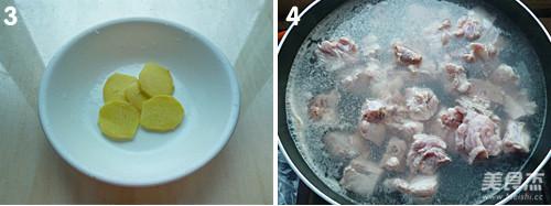 排骨冬瓜薏米汤的做法图解