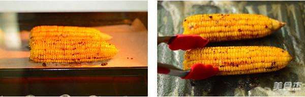 风味烤玉米的简单做法