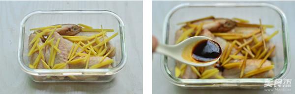 黑胡椒烤翅的做法图解