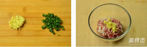 红烩肉末豆腐的做法图解