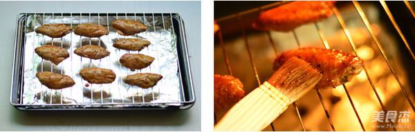 黑胡椒烤翅的简单做法