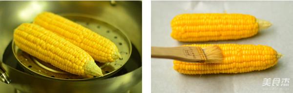 风味烤玉米的做法图解
