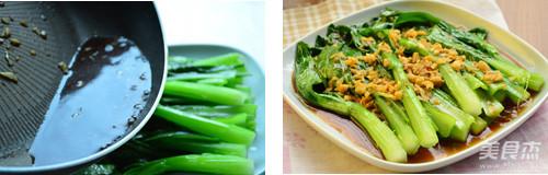 蚝油菜心的简单做法