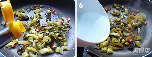 酸菜豆腐的家常做法