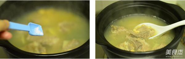黄豆猪骨汤的家常做法