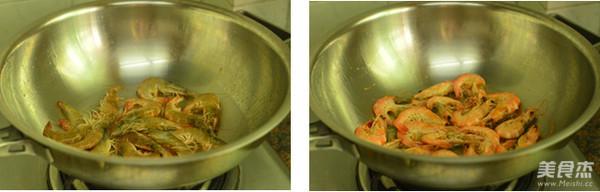 鱼香大虾的家常做法