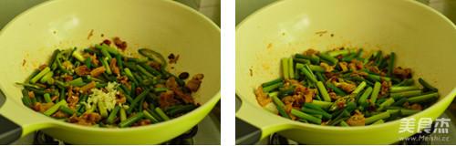 蒜苔小炒肉怎么吃