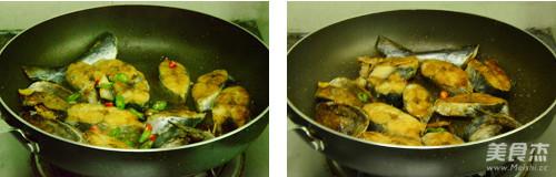 红烧鲅鱼的简单做法