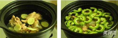 苦瓜黄豆猪骨汤的家常做法